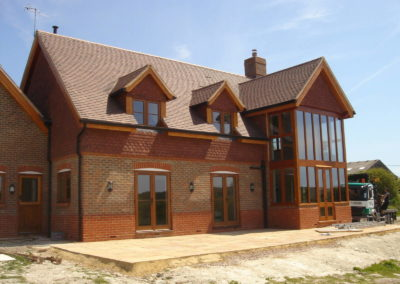 New build houses Surrey