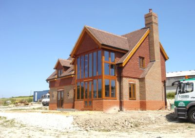 New build houses Sussex
